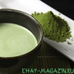 Зеленый чай в косметологии и парфюмерии