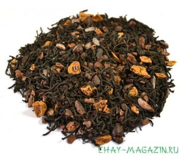 Черный чай Шоколад