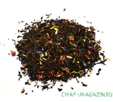 Черный чай Гранат и Груша