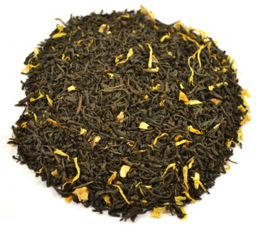 Черный чай Имбирный