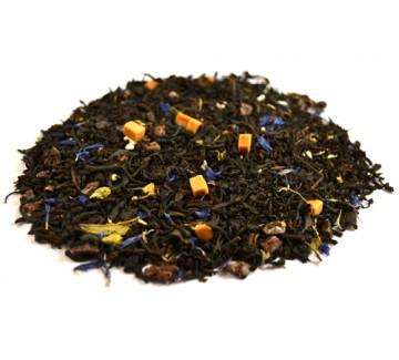 Черный чай Карамельное печенье