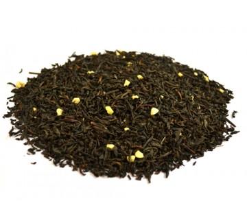 Черный чай Марципан