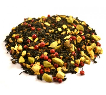 Черный чай Пряный