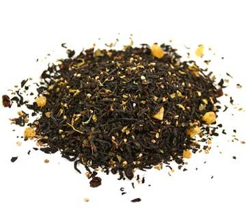 Черный чай Барбарис йогурт