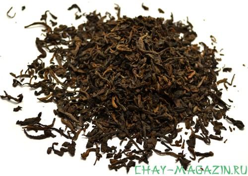 чай шу пуэр дворцовый