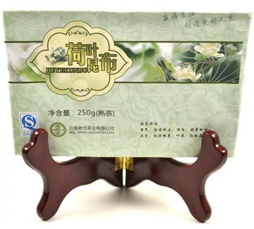 Шен Пуэр Лао Цан Листья лотоса