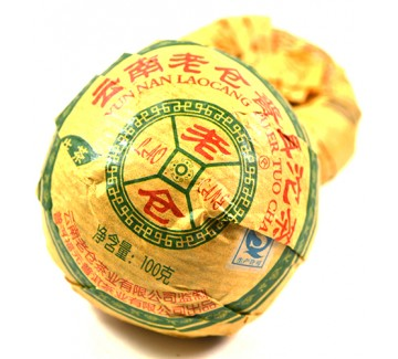 Шен Пуэр Лао Цан То Ча