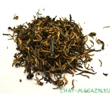 Красный чай Дяньхун