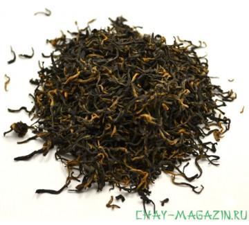Красный чай Инь Цзюнь Мэй (Серебряные брови)