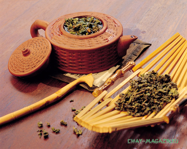 черный улун чай для похудения отзывы
